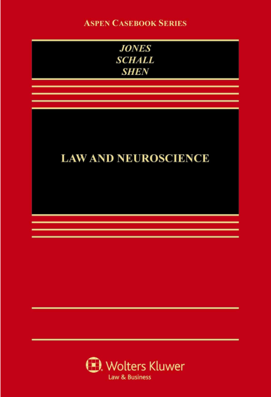 Law and Neuroscience book cover