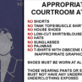 """While witnesses' verbal and non-verbal behaviors affect their credibility, another factor in jurors' perceptions of them is their appearance. Witnesses often ask us, """"What should I wear when I testify in court?"""" Of course it is important to remember that a courtroom is a very conservative arena; therefore, our golden […]"""
